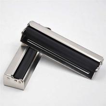 拉烟器pr工烟丝迷你sc手动(小)型手卷烟具烟纸带盖过滤嘴送老的