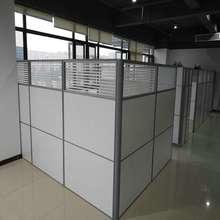 车间隔pr墙办公室工gr带轮可移动屏风折叠活动车间推拉隔墙板
