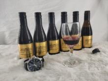 法国红pt原瓶进口(小)rl013波尔多AOP干红葡萄酒187ml礼盒装爆式