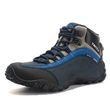 美国外pu原单正品户xi水防滑高帮耐磨徒步男鞋旅游鞋
