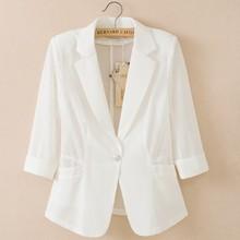 女式西pu上衣(小)西装on019新式韩款时尚短式秋季薄式外搭(小)香风