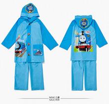 宝宝雨pu套装防水全nt式透气学生男童幼儿园女童公主