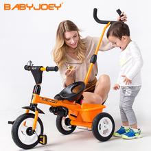英国Bpubyjoehi车宝宝1-3-5岁(小)孩自行童车溜娃神器