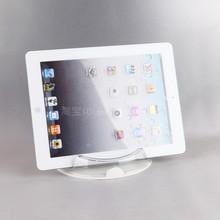 iPad平板电脑展示架店铺银行pu12信营业tc平板空心圆底座