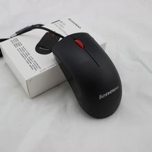 包邮联想USB有线大红点鼠标联想M1pu150鼠标tc公 笔记本适用