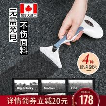 加拿大pu球器手动剃ng服衣物刮吸打毛机家用除毛球神器修剪器