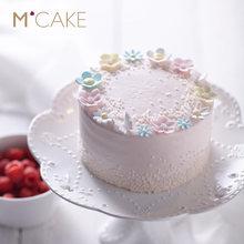 MCApuE公主宝宝ng糕爱丽丝花境奶油树莓水果生日蛋糕同城配送