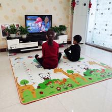 宝宝爬pu垫加厚婴儿ng可折叠拼接泡沫地垫客厅家用垫子