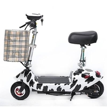 电动滑pu车成的代步pl携车双的亲子成年上班学生迷你型代步车
