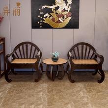 异丽泰pw沙发现代中ga客厅全禅意组合复古家具