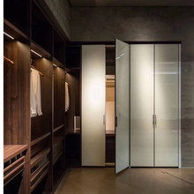 澳森玛欧式实木整体衣柜定制定做走pz13式L型ro成都定金