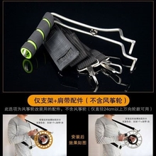工具防qc转轴承导线oj轮配件手把轮盘收线器导线器大