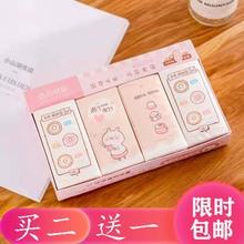 卡通印qc手帕纸(小)包pt纸巾随身装可爱印花卫生纸餐巾纸面巾纸