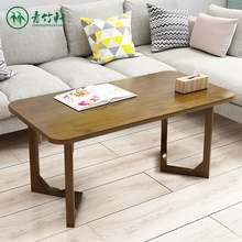茶几简qc客厅日式创qd能休闲桌现代欧(小)户型茶桌家用中式茶台