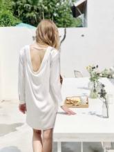 NT长qd性感男友风va背家居服可外穿夏季薄式睡衣女夏