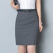 新式夏qd职业裙开叉su包臀裙短裙西裙一步裙商务口袋裙