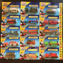 2托马qh和他的朋友cs(小)火车头挂钩组合3岁宝宝玩具莱克茜沙恩