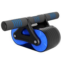 自动回qh腹肌初学者vz健身器材家用女减肚子男坦克轮