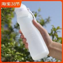 硅胶可qh叠水杯便携kx吸管水袋学生水壶个性摔不坏的喝水杯子