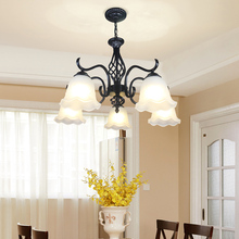 客厅灯qh灯美式简约kx室灯餐厅书房艺术灯具现代店铺简欧新式