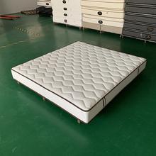 五星级qi店床垫乳胶n8软硬两用独立弹簧1.5折叠席梦思 可定制