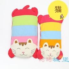 宝宝枕qi(小)学生6-ng0-12岁中大童女童男童(小)孩子四季通用记忆枕