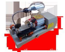 立式锁qi钥匙机手摇ng动车配匙机开齿机加工钥匙复制机多功能
