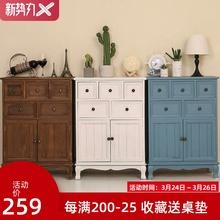 斗柜实qi卧室特价五te厅柜子储物柜简约现代抽屉式整装收纳柜