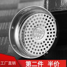 茶隔 qi温杯过滤网ou茶漏茶滤304不锈钢茶叶过滤器茶网壶配件