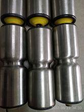 定做异ql托辊不锈钢zc水线滚轮输送机托辊异型定做传动辊筒