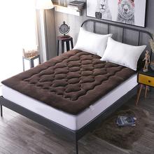 保暖床垫加厚1.8x2m床1.qm12米双的bo绒床褥子单的1.2米垫被