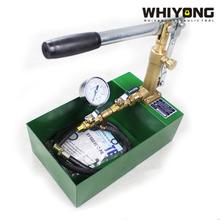 惠扬试qq泵手动全铜3100KG单机卧式HYM-100B水压泵
