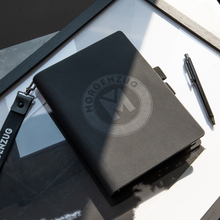活页可qs笔记本子随cja5(小)ins学生日记本便携创意个性记事本
