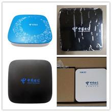 全网通qu中国电信机tz4K高清网络电视盒 WIFI 投屏 0月租 不卡