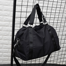 简约旅qu包手提旅行ai量防水可折叠行李包男旅行袋休闲健身包