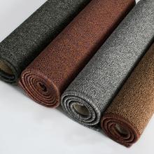 厨房地qy地毯耐磨家bk吸油长条防滑地垫办公客厅卧室满铺定制