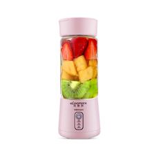 便携式qy用渣汁分离sn菜(小)型迷你果汁机学生宿舍榨汁杯
