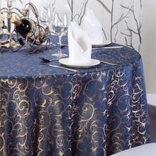 酒店桌qz椅套餐厅饭ry家用餐桌布茶几大圆桌桌布欧式椅套定制