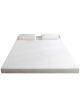 凝胶记qz棉床垫加厚nw1.5床1.8米学生宿舍单的榻榻米海绵软垫