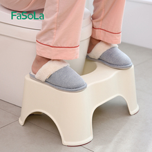 日本卫qz间马桶垫脚zl神器(小)板凳家用宝宝老年的脚踏如厕凳子