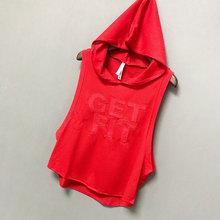 女子帅r2运动无袖上ec户外网眼罩衣跑步健身背心瑜伽服健身衣