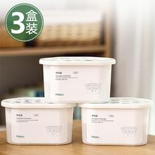 日本家r2干燥剂防潮ec剂卧室内房间衣柜吸潮吸湿袋防霉3盒装