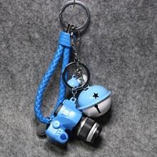 迷你相r8挂件 (小)相8g可爱单反钥匙钥匙扣模型相机上面的挂件