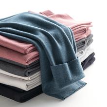 男士保r8裤加绒加厚8o020新式紧身打底裤毛裤子内穿秋冬季