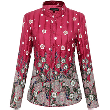 新款秋冬中老r93女装羽绒9s(小)棉袄轻薄棉衣内胆短款立领外套