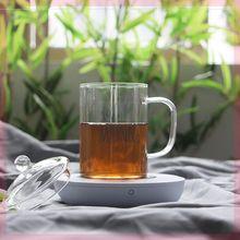 恒温器ra携加热杯垫rl解冻100度电加热可烧水发热茶艺可加热
