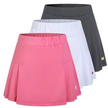 2021新款羽毛球rb6女裙裤夏oo力透气网球裙运动半身短裤裙子