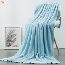 180rd0cm大浴mp家用比纯棉柔软吸水男女速干大号加大浴巾。