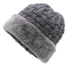 帽子男re天爷爷羊毛ds加绒保暖防寒风爸爸帽冬季老的棉帽护耳