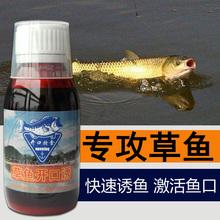 草鱼开re诱(小)药黑坑ac料诱食剂野钓窝料垂钓配方垂钓用品
